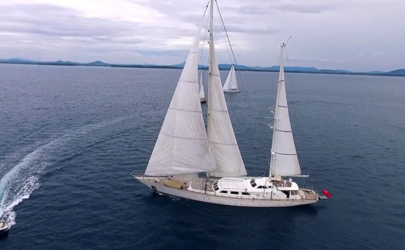 Asia Superyacht Rendezvous 2018 with Interviews